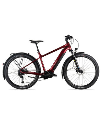NORCO INDIE VLT 1 L 27 RED/SLV 32KM