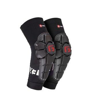 G-Form Pro-X3 pour enfants, Jambière/protège-genoux, Noir, SM, Paire