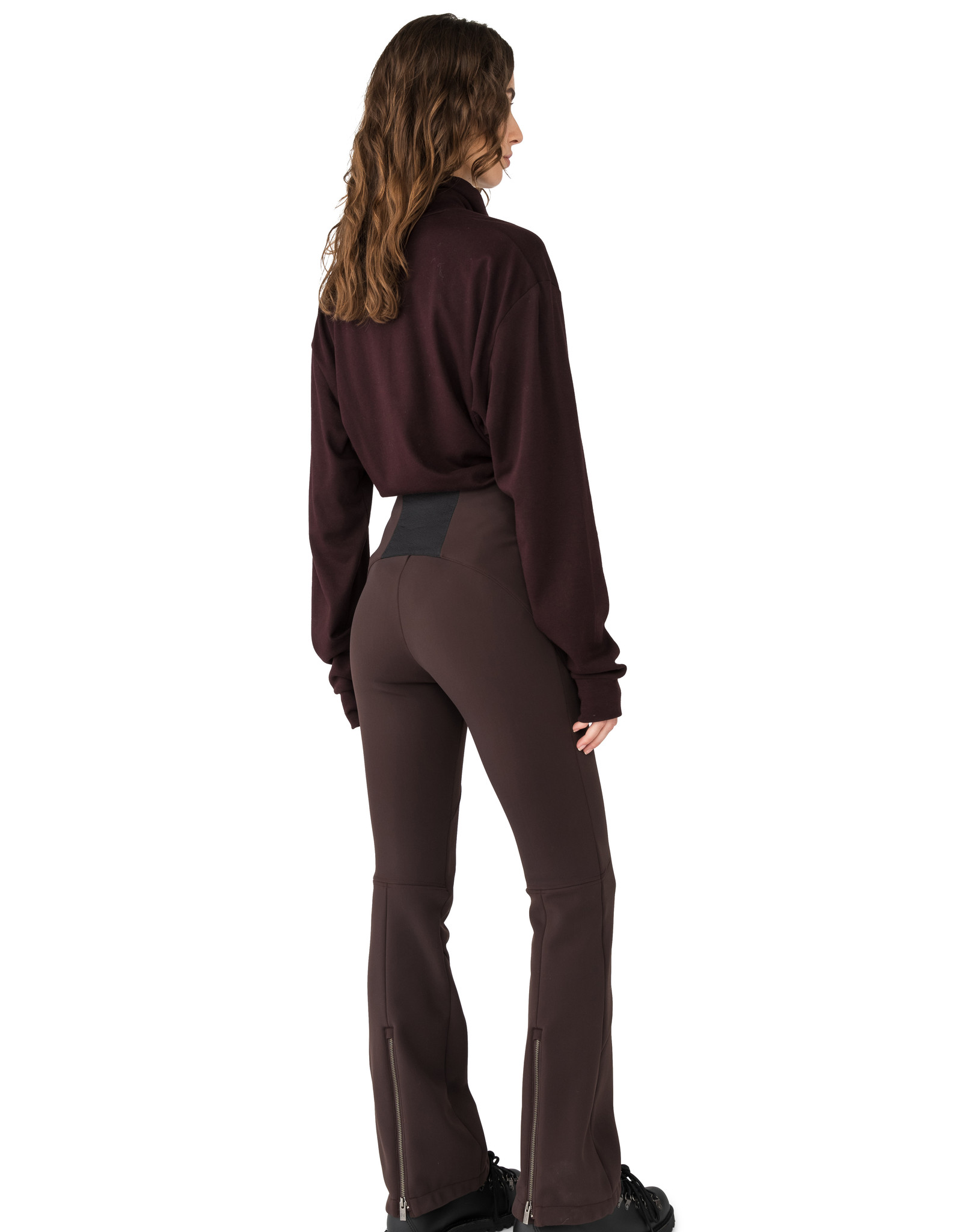 HOLDEN WOMENS HIGH WAISTED SOFTSHELL PANT