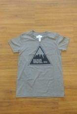 RADIO YOUTH MTN LOGO TEE