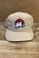RADIO BELLS PERFORATED HAT
