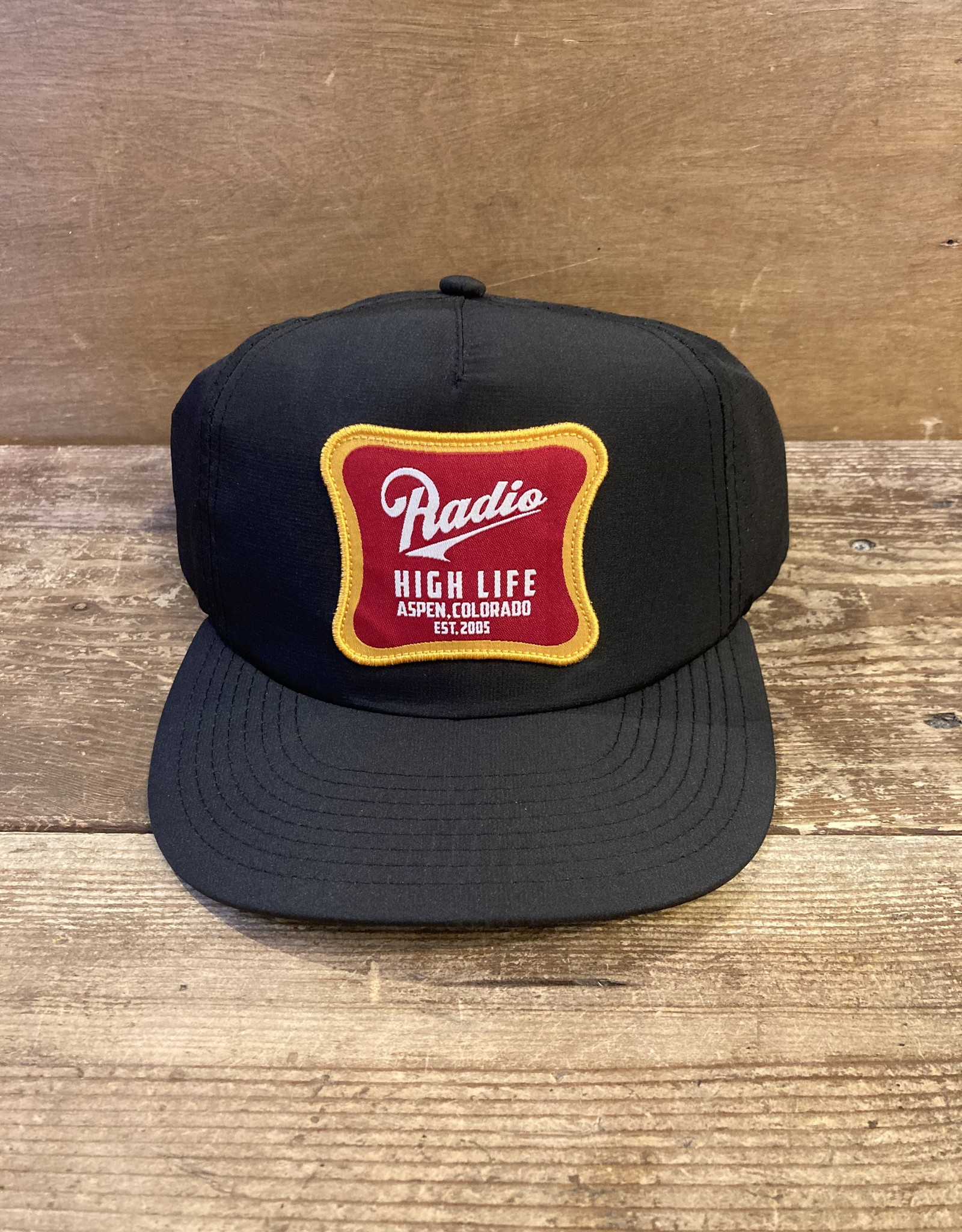 RADIO HIGH LIFE PERFORATED HAT