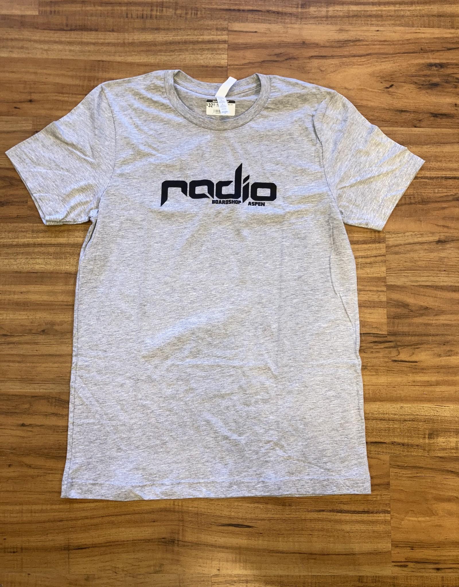 RADIO WORDMARK TEE