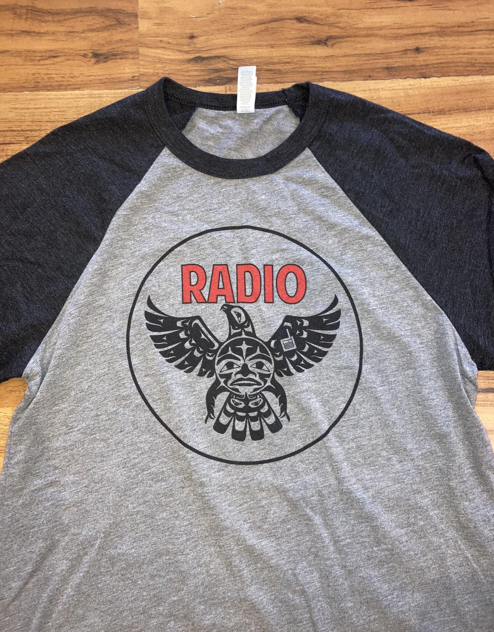 RADIO TOTEM 3/4 LENGTH TEE