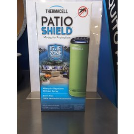 THERMOCELL PATIO SHIELD MOSQ REPEL GRN