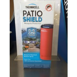 THERMOCELL PATIO SHIELD MOSQ REPEL RED