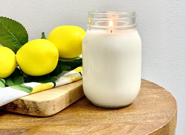 Mustard Seed Candle Collection