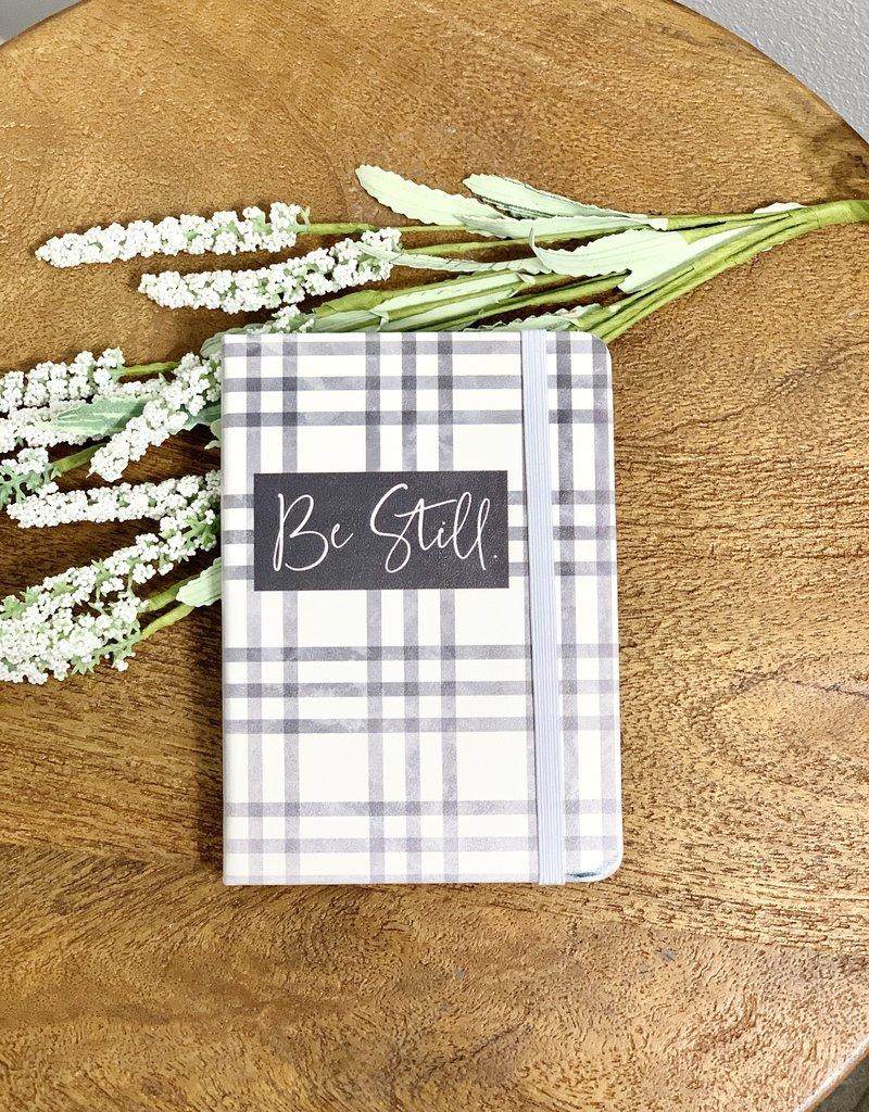 Mini journal- be still