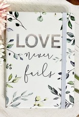 Mini journal- love never fails