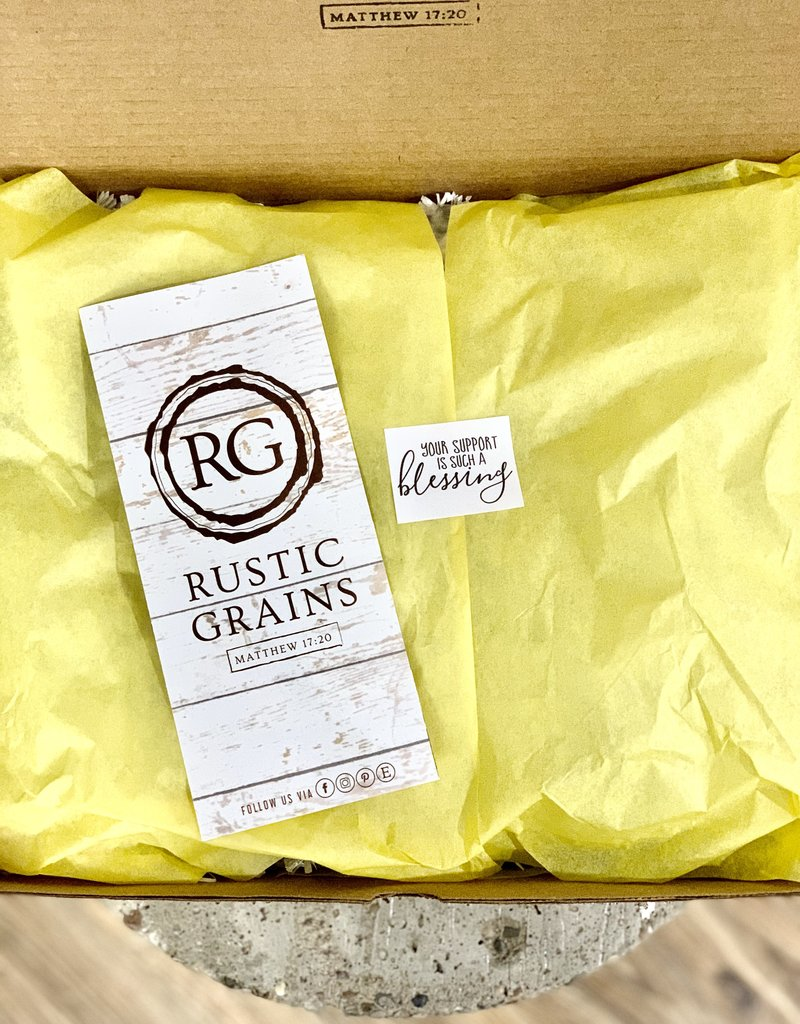Mustard Seed Box- Annual Subscription (Monthly Shipment)