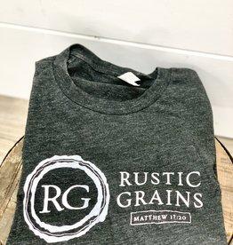 RG Charcoal Gray Tee