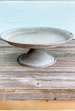 Textured Gray Tray