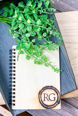 RG Wooden Notepad
