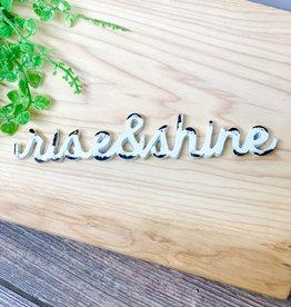 Rise & Shine Stander