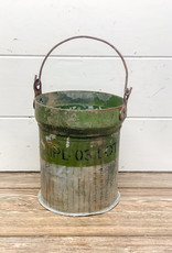 Reclaimed military canisters