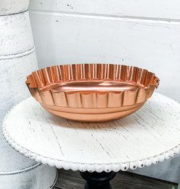 Vintage Copper Egg Mold