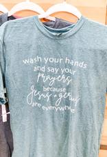 Wash Your Hands Tee