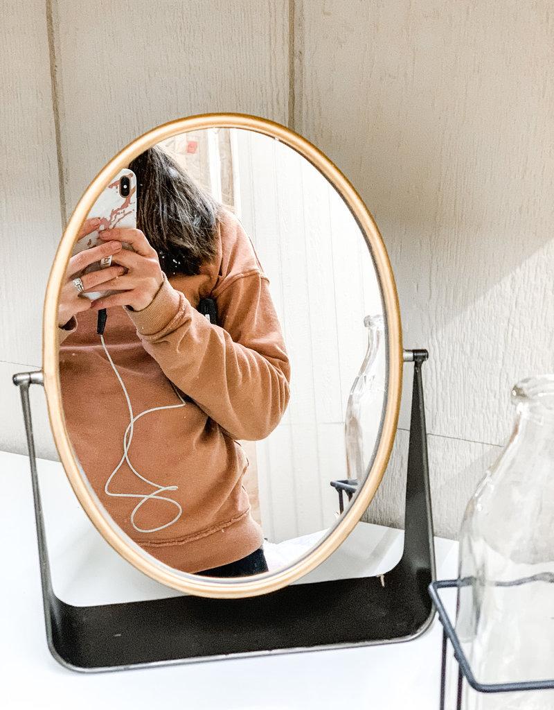 "Charming Cheval Mirror   13"""
