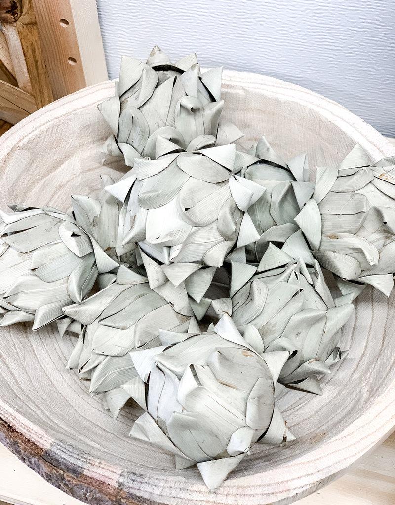 Faux Artichokes | Bag of 9