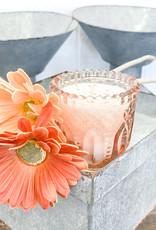 Strawberry Peach Blossom 4oz gg's candle