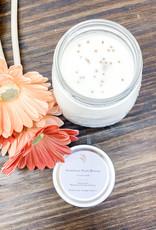 Strawberry Peach Blossom 16 oz candle