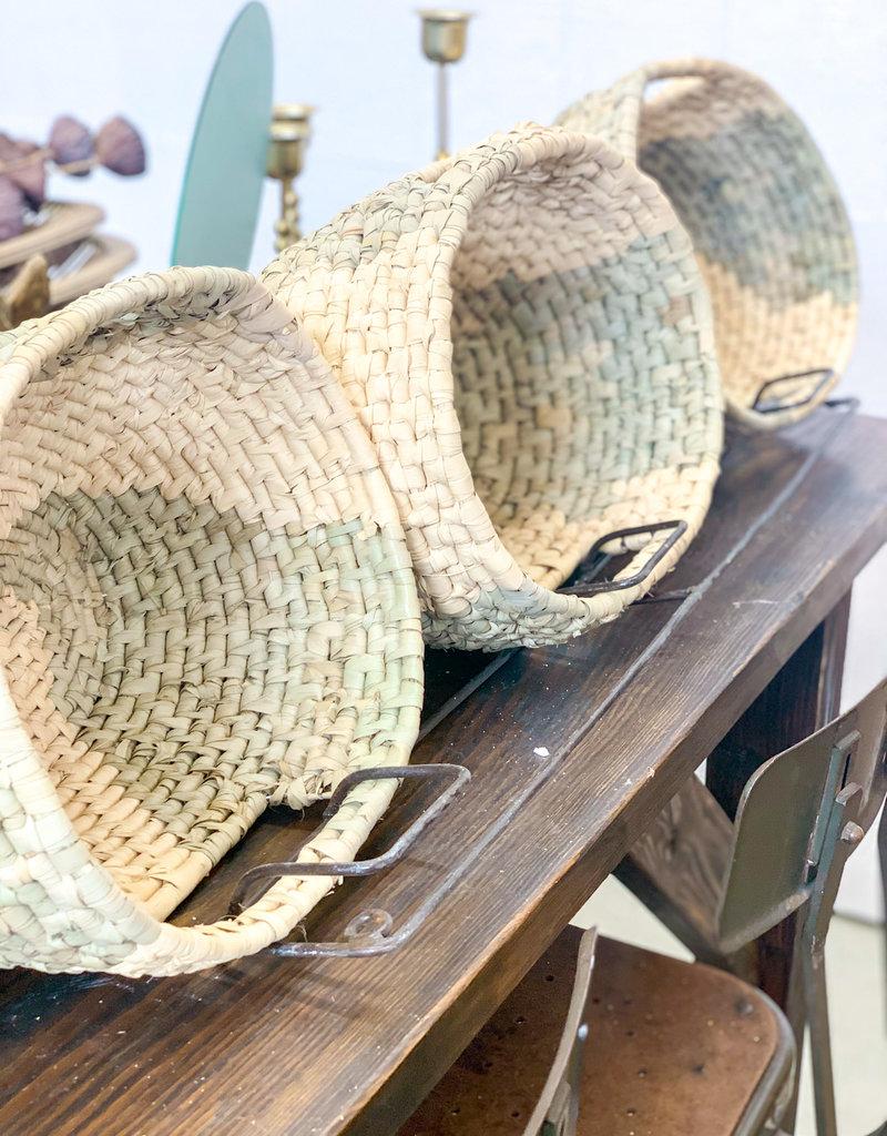 Woven Basket Hanger