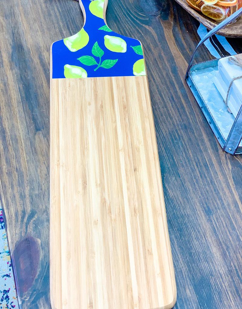 "Lemon Grove Serving | Cutting Board | 23"""