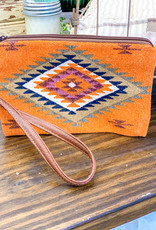 Tribal Breeze Wristlet