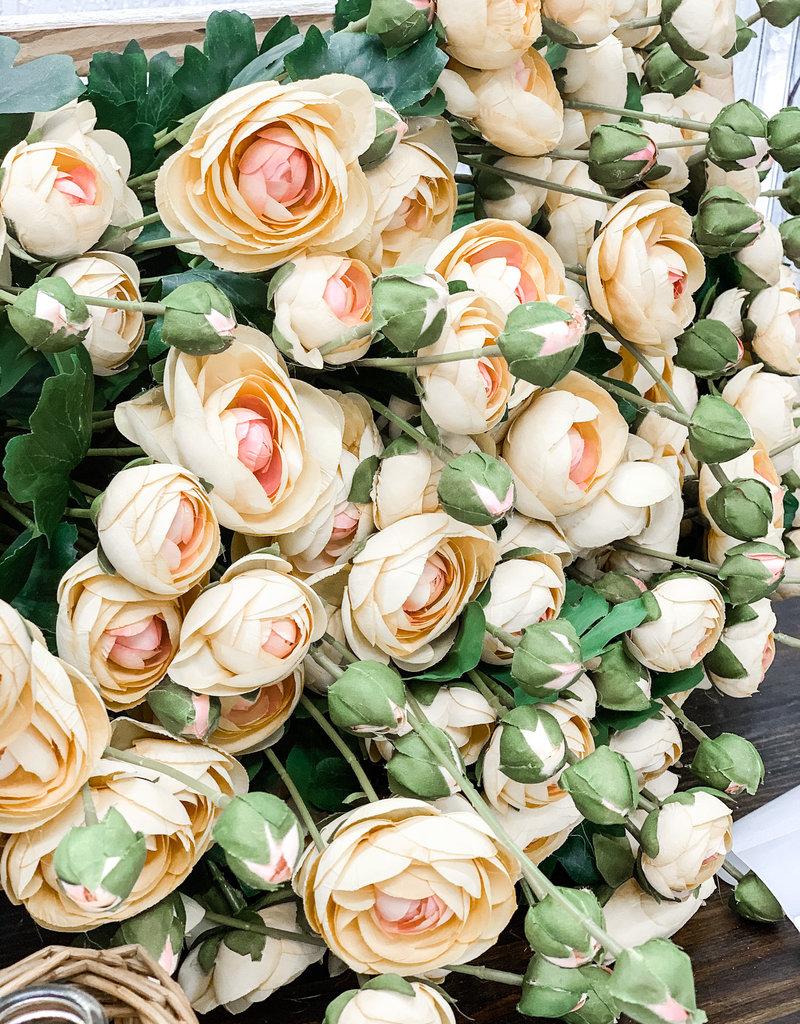 "Rose Bloom Spray | 33"""