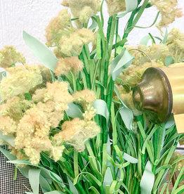 Yellow & Green Dandelion Bush