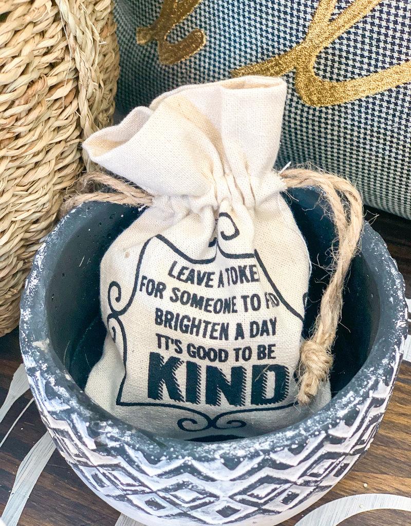Leave a Token Bag