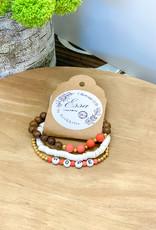 Essa | Coral Hope Bracelet
