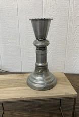 Zinc Candle Holder | Medium