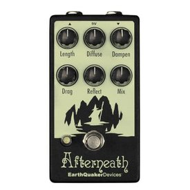 EarthQuaker EarthQuaker Devices Afterneath Otherworldly Otherworldly Reverb V2