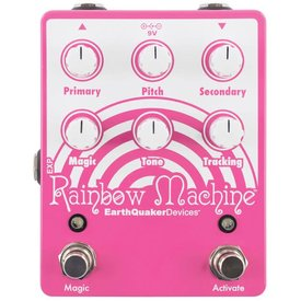 EarthQuaker EarthQuaker Devices Rainbow Machine Polyphonic Pitch Shifting Modulator V2