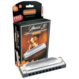 Hohner Hohner Special 20 Harmonica D Major