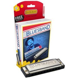 Hohner Hohner Blues Band 1501BXC - Harmonica C Major
