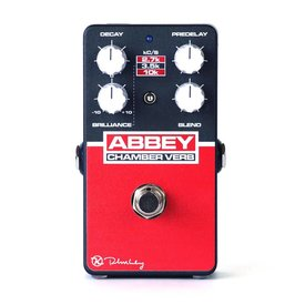 Keeley Keeley Abbey Chamber Reverb Vintage-Style Chamber Reverb
