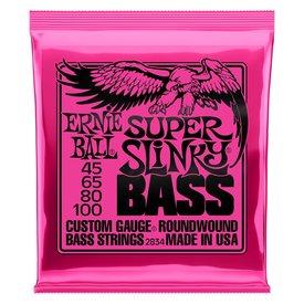 Ernie Ball Ernie Ball 2834 Super Slinky Nickel Wound Electric Bass Strings