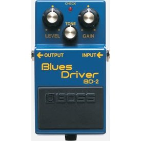 Boss Boss BD-2 Blues Driver Pedal