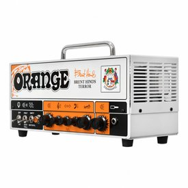 Orange Orange Amps Brent Hinds Terror 2 Channel Tube 15w Guitar Amplifier Head