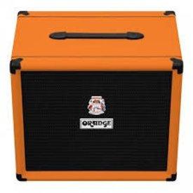 "Orange Orange Amps OBC-112 1x12"" 400w Bass Cabinet"