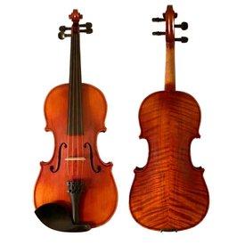 Maple Leaf Strings Lupin Violins - Volmor Violin w/Bow & Case 3/4