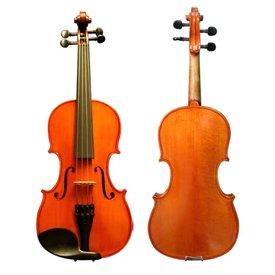 Maple Leaf Strings Lupin Violins - Newander Violin w/Bow & Case 1/8