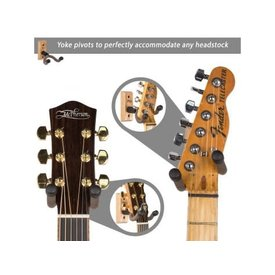 String Swing String Swing Stylz Guitar Keeper Wall Mount - Freedom