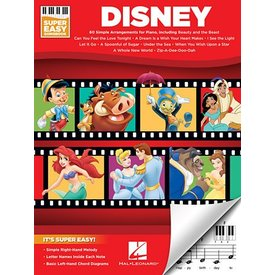 Hal Leonard Disney – Super Easy Songbook