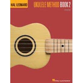 Hal Leonard Hal Leonard Ukulele Method Book 2
