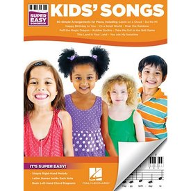 Hal Leonard Kids' Songs – Super Easy Songbook