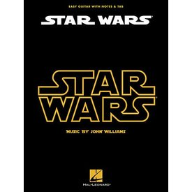 Hal Leonard Star Wars Easy Guitar with Notes & Tab