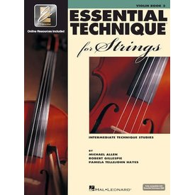Hal Leonard Essential Technique for Strings with EEi
